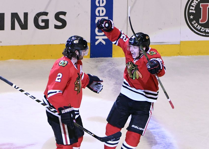 Chicago Blackhawks' Who's Hot, Who's Not: Panarin, Kane On Fire