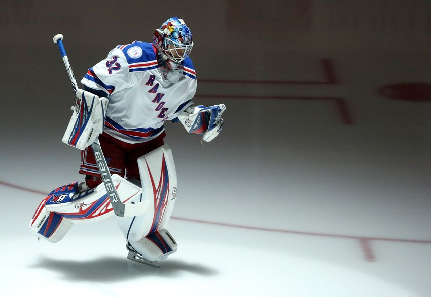 New York Rangers: The Only Way To Protect Antti Raanta in the Expansion Draft