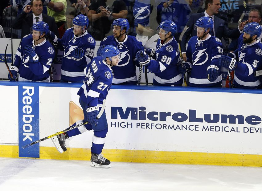 Tampa Bay Lightning Defeat Detroit Red Wings In Impressive Fashion
