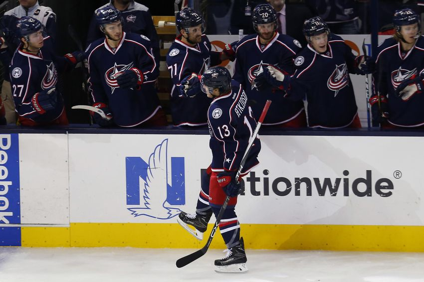 NHL Daily: Anthony Mantha, Columbus Blue Jackets, All-Star Captains