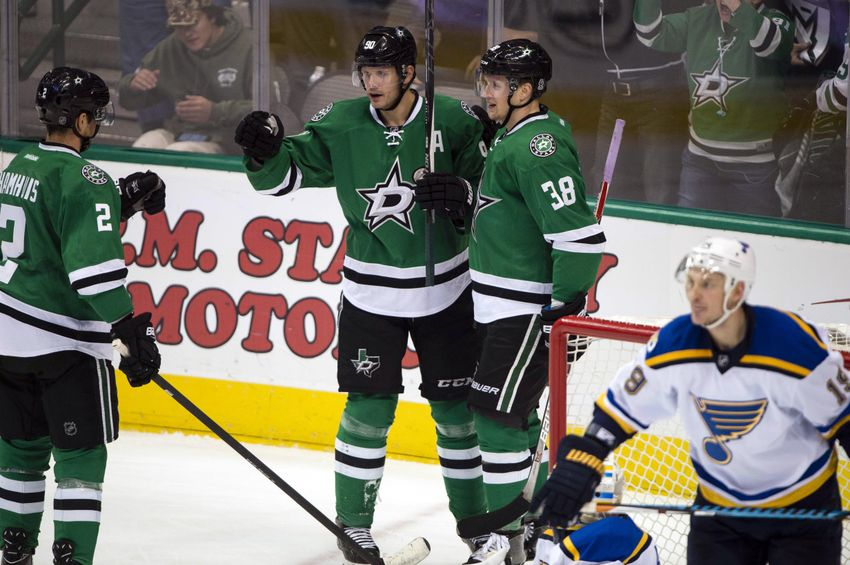 Dallas Stars Seeing Complete Role Reversal On Ice