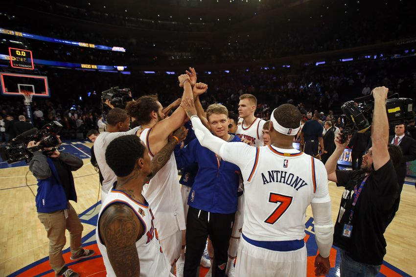New York Knicks: Who Stepped Up Against The Indiana Pacers?