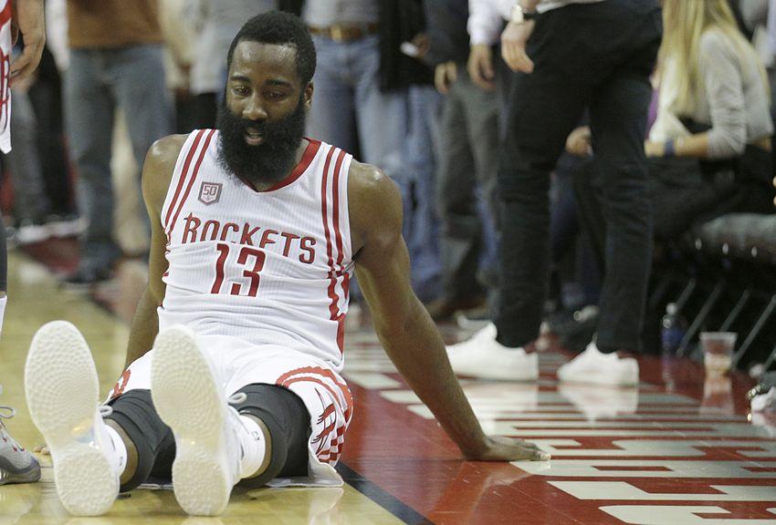 Houston Rockets End 10-game Winning Streak vs Spurs-Player Grades