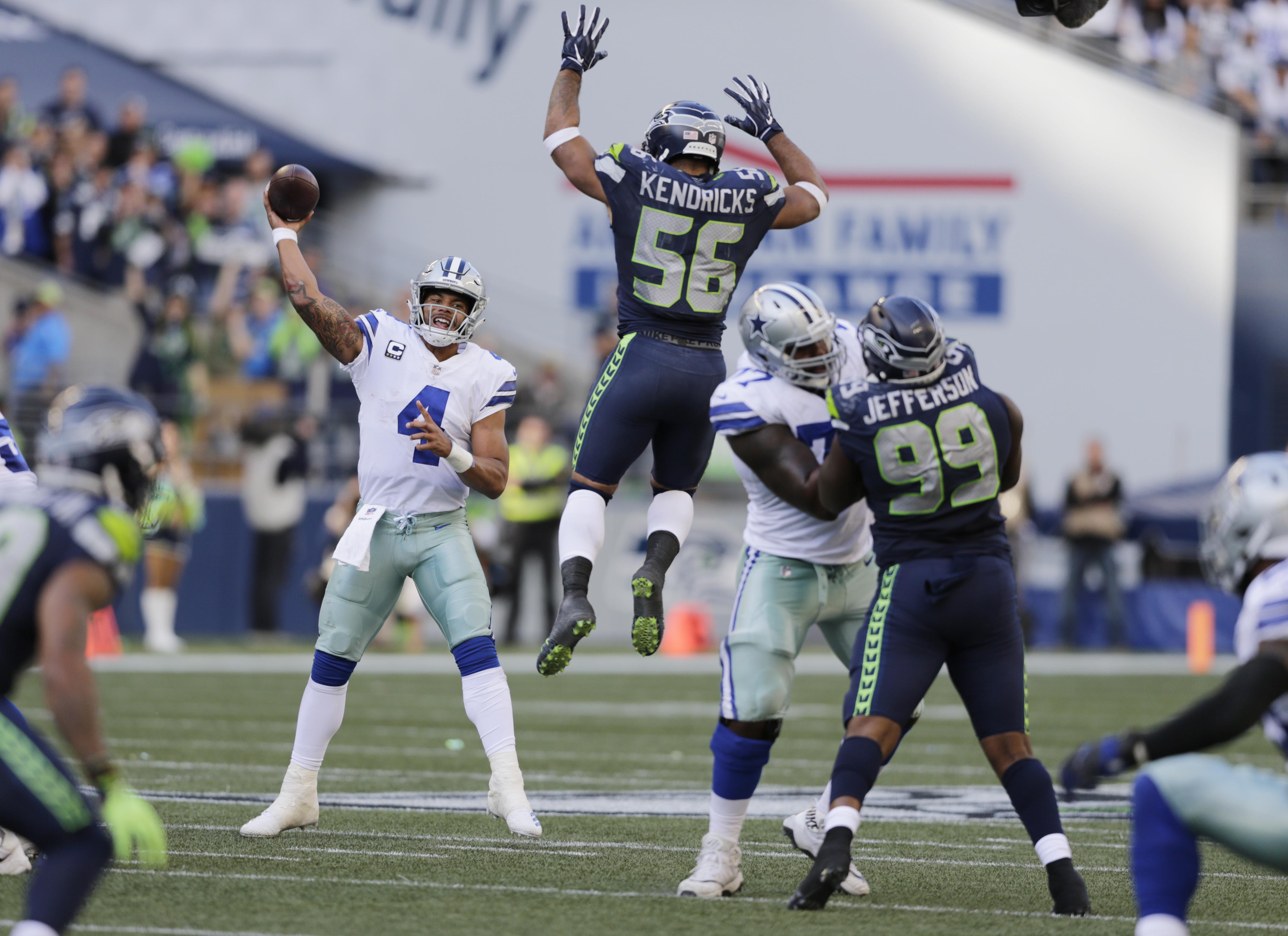 NFL suspends Seahawks LB Mychal Kendricks indefinitely
