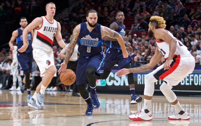 Dallas Mavericks Narrowly Squeeze by Portland Trail Blazers