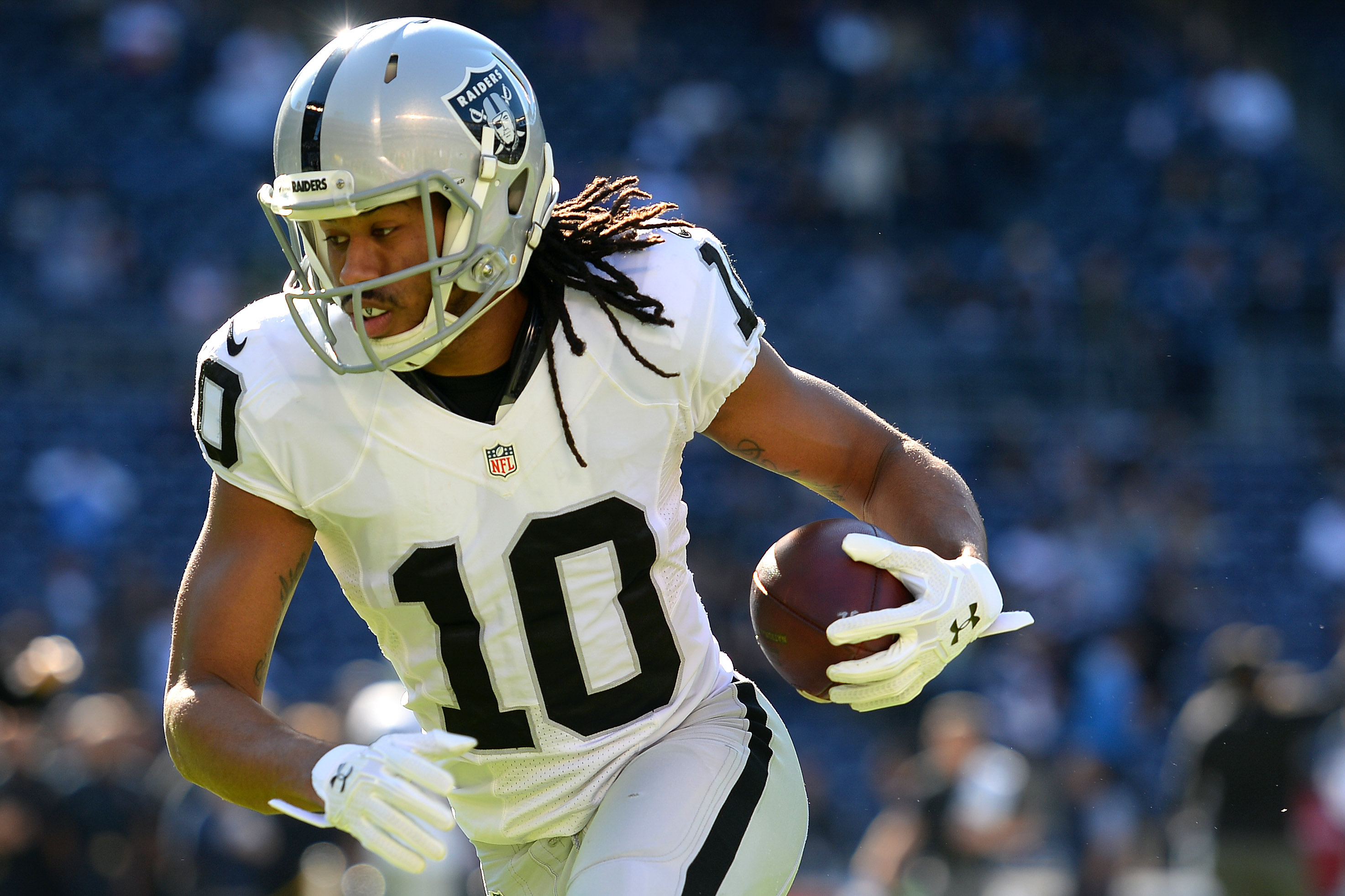 Oakland Raiders: Don't overlook Seth Roberts' contributions