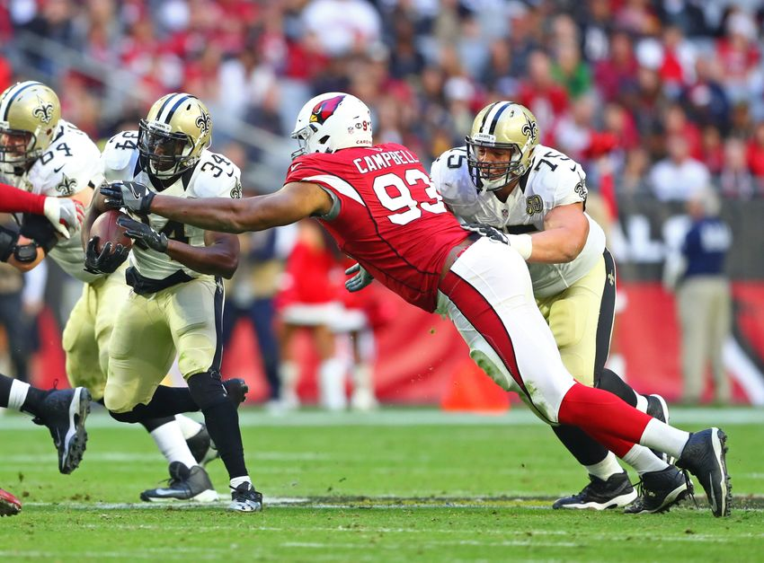 Denver Broncos: Calais Campbell could be great free agent fit