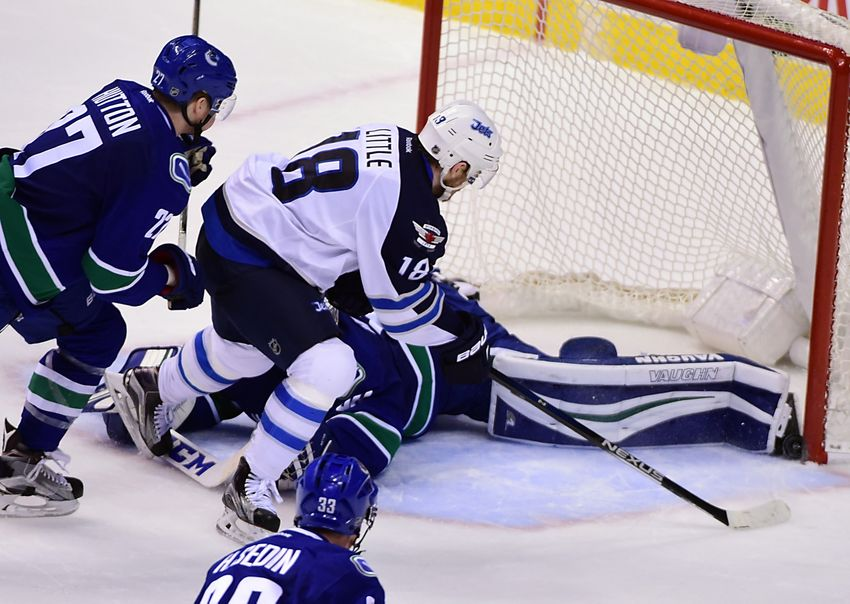 Vancouver Canucks Score First, Lose 4-1 to Winnipeg Jets