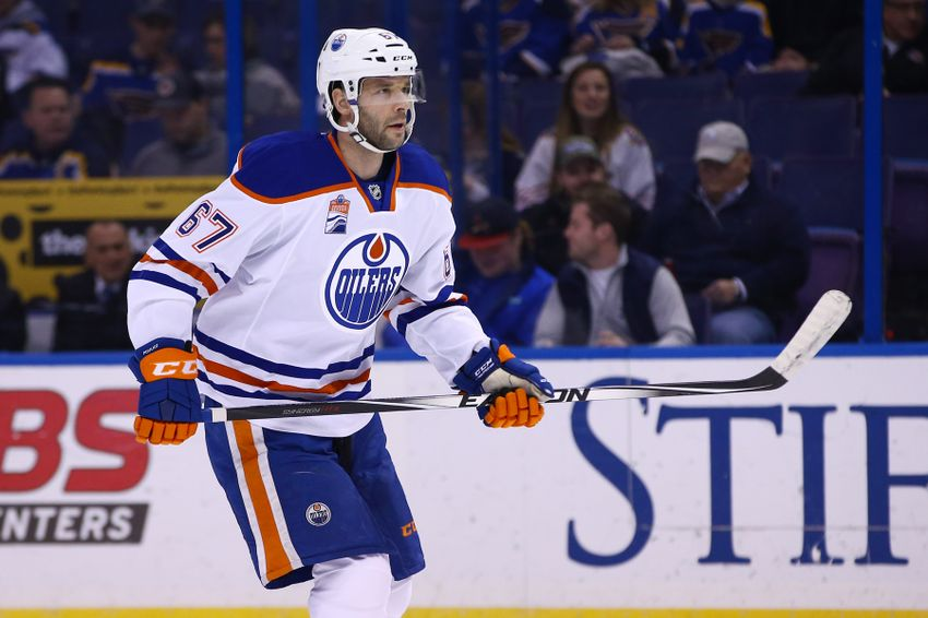Edmonton Oilers Running Out of Options with Pouliot