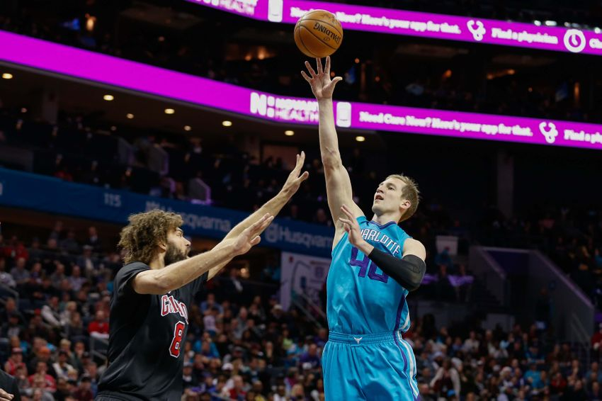 Nic Batum's Triple-Double Leads the Charlotte Hornets Over the Chicago Bulls