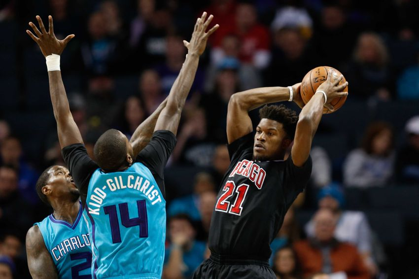 Chicago Bulls vs. Charlotte Hornets: Game and Stream Info