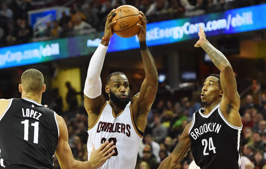 Nets Drilled by Cavs, Drop Fifth Straight in Pre-Christmas Blowout