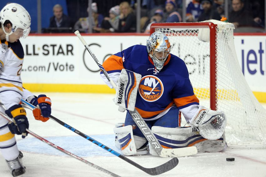 New York Islanders: Moving Forward In Between the Pipes