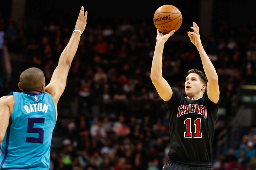 Chicago Bulls vs. Charlotte Hornets: Game Outlook