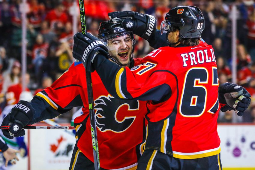 Calgary Flames Special Teams Continue To Be Effective, Top Canucks