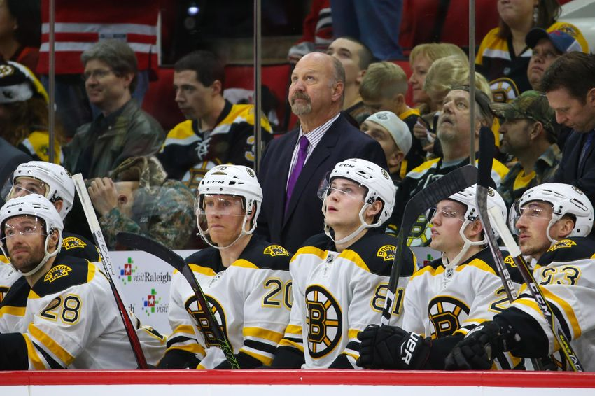 New Years Resolutions For The Boston Bruins