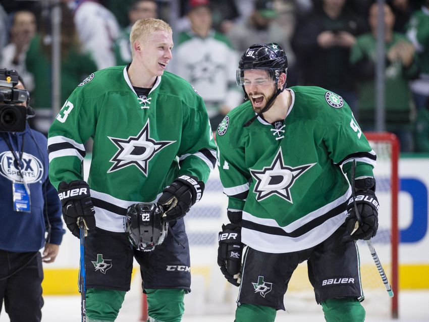 Dallas Stars Come Up Big In Overtime, Defeat Kings 3-2