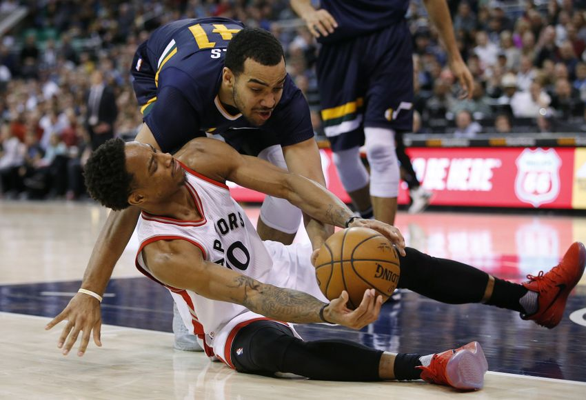 Jazz (22-14) at Raptors (23-11): Preview