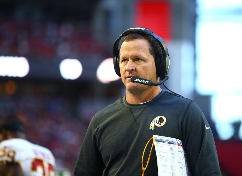 Defensive Coordinator Joe Barry Fired By Washington Redskins