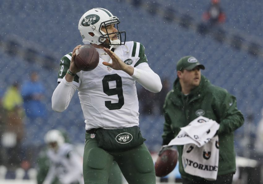 The quarterback woes and injuries continue with Jets