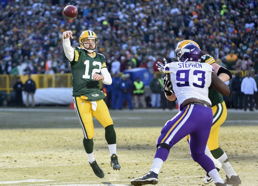 Aaron Rodgers makes serious MVP case in Packers' blowout win over Vikings