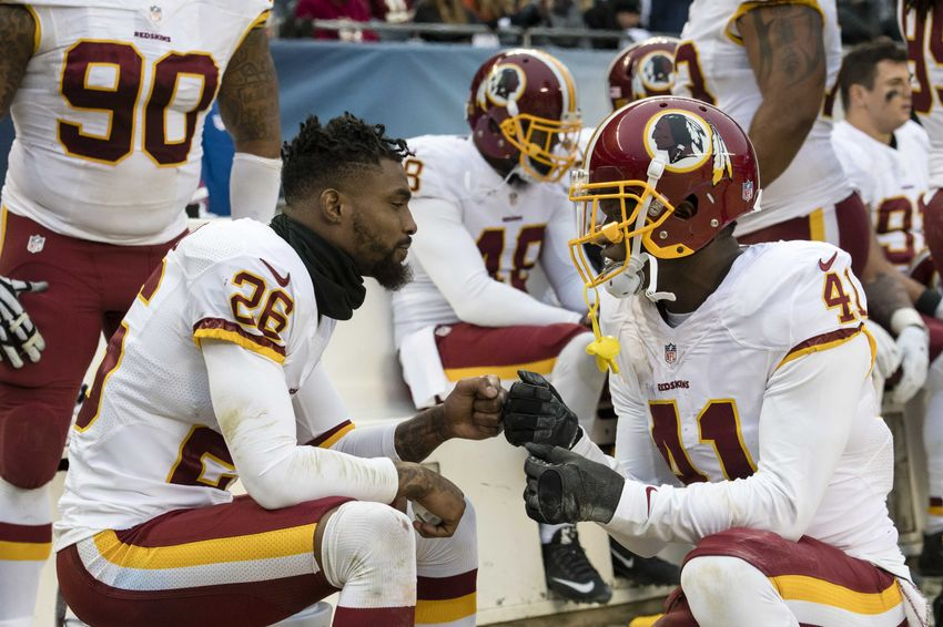Washington Redskins: What to Do With the Safeties