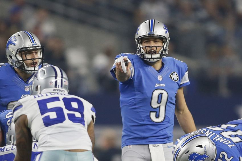 Lions Blown Out 42-21 By Cowboys in Monday Night Beatdown