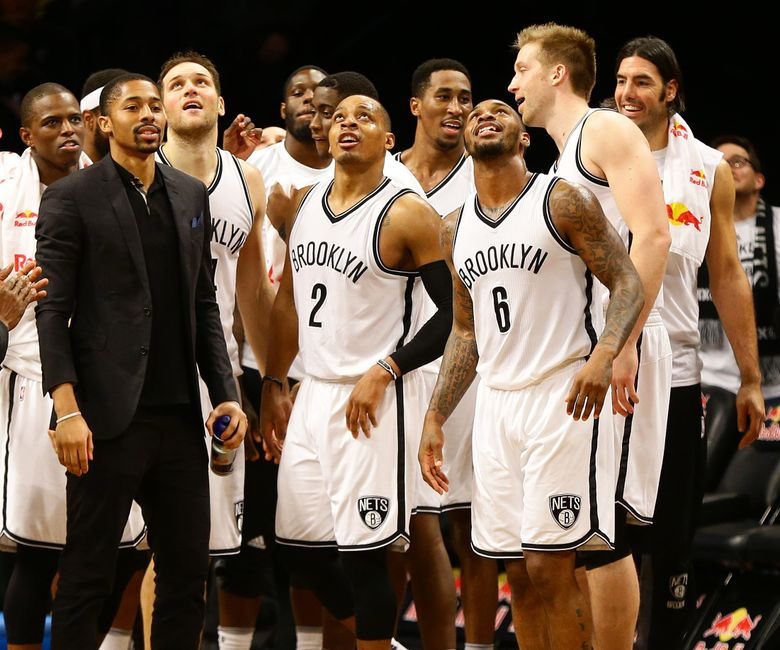 It's A Long Way Up For Brooklyn Nets