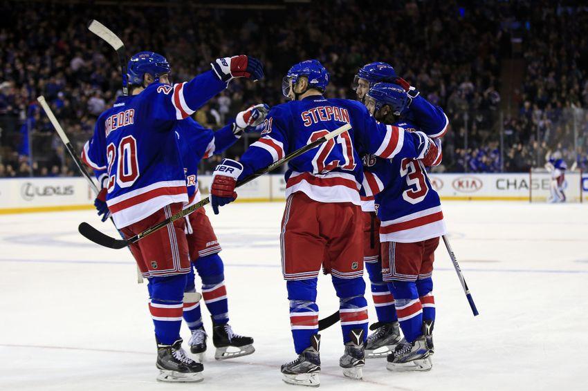 New York Rangers News, Rumors and Rumblings, 1-3-17