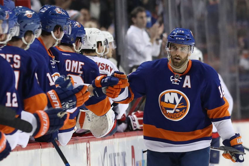 New York Islanders Three Stars From 4-2 Caps Win