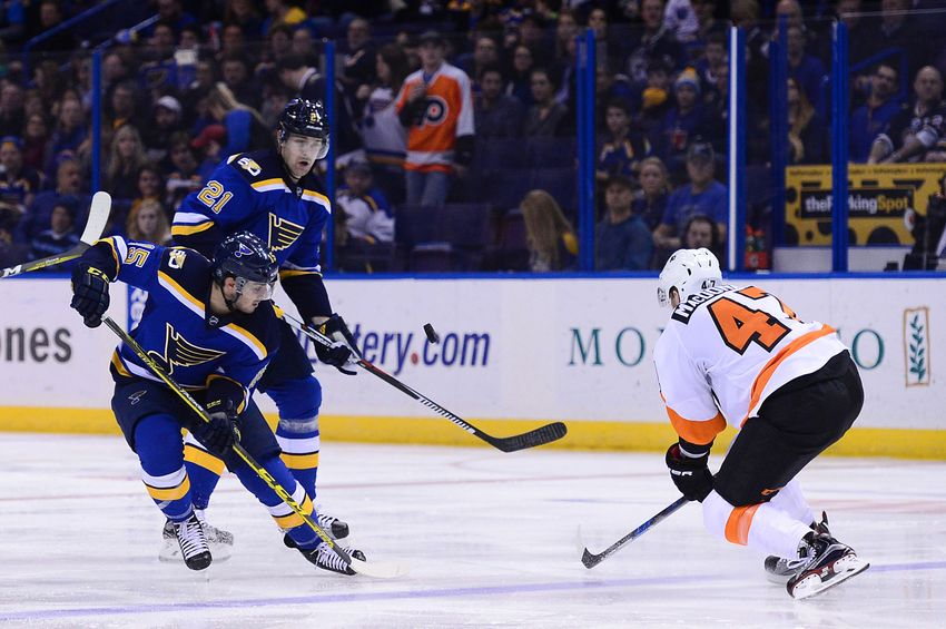 St. Louis Blues Offensive Explosion Covers Up Defensive Woes