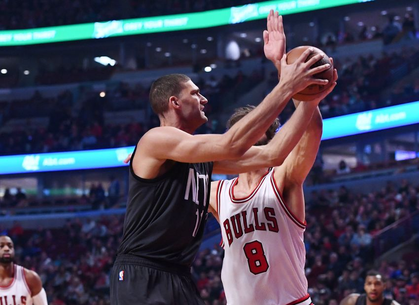 Brooklyn Nets vs. Chicago Bulls Takeaways and Player Grades