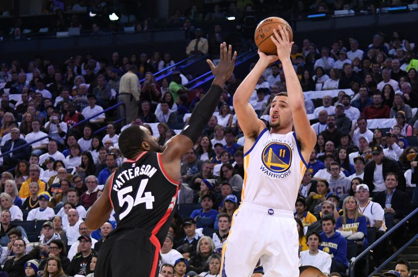 Warriors 121 - Raptors 111: too steep
