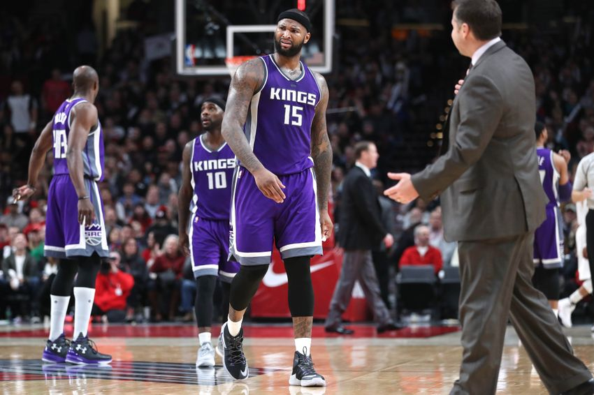 Conspiracy Theory: Demarcus Cousins Will Be Traded to Portland