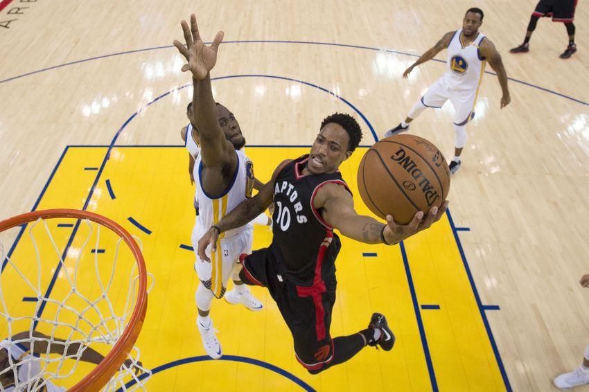 Toronto Raptors Still A Piece Away From Contending