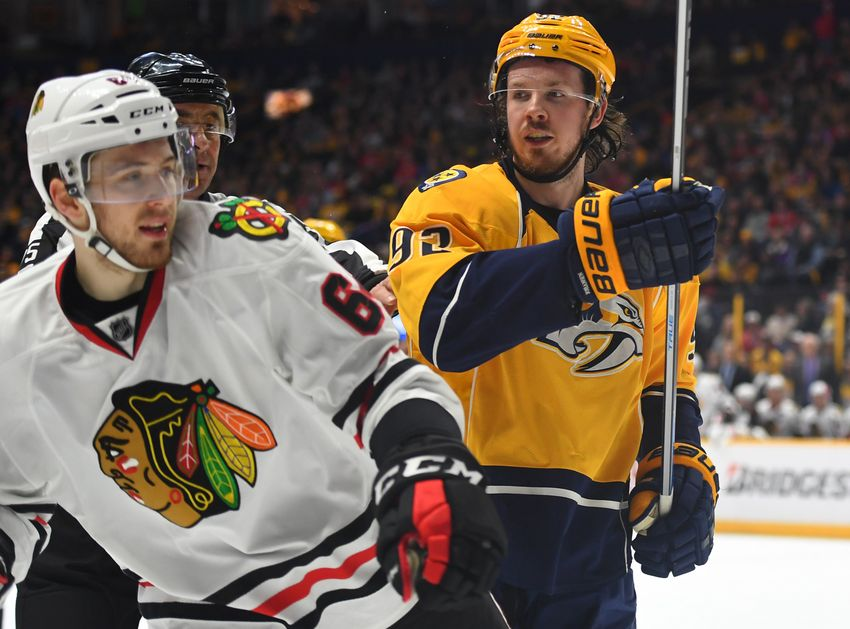 Chicago Blackhawks Morning Links- Moving Parts
