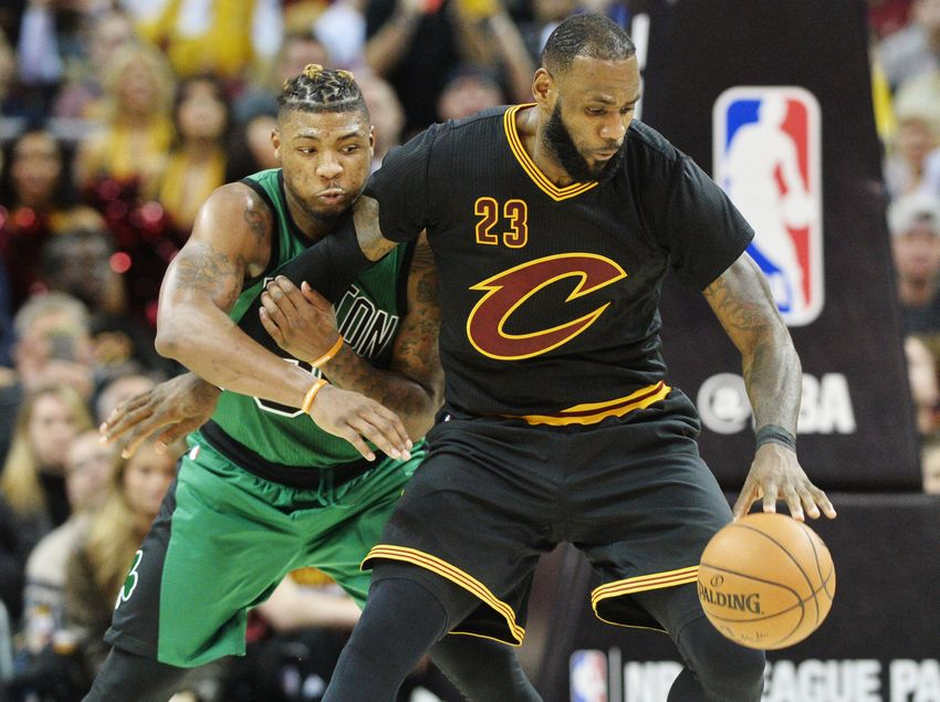 Cleveland Cavaliers Win Physical Battle Against Celtics
