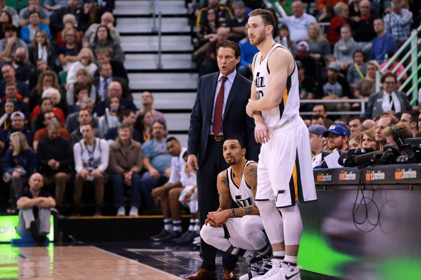 Utah Jazz: Triple H (Hill, Hayward, Hood) is Back and On Point