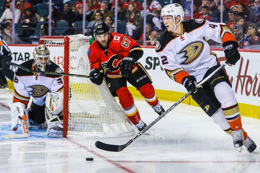 Calgary Flames Unsuccessful in Duck Hunting This Time Around