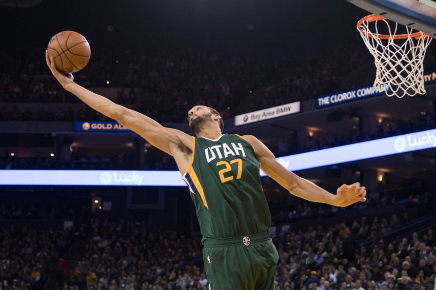 Utah Jazz: Rudy Gobert Is Playing At An All-Star Level