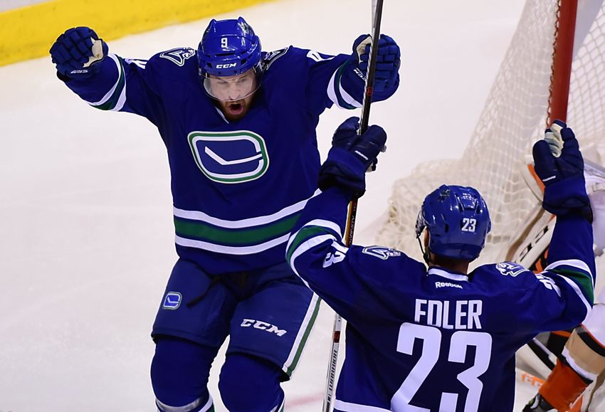 Vancouver Canucks Rally to Beat Anaheim Ducks in Overtime