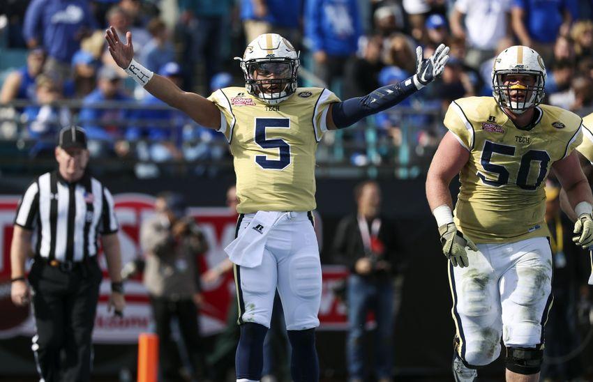 Kentucky Football: Cats Fall to Georgia Tech in TaxSlayer Bowl