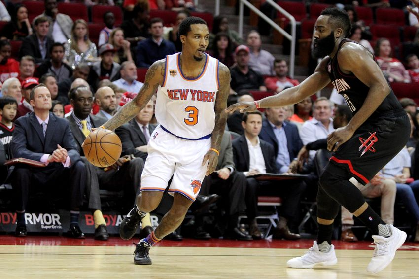 New York Knicks: Who Stepped Up Against The Houston Rockets?