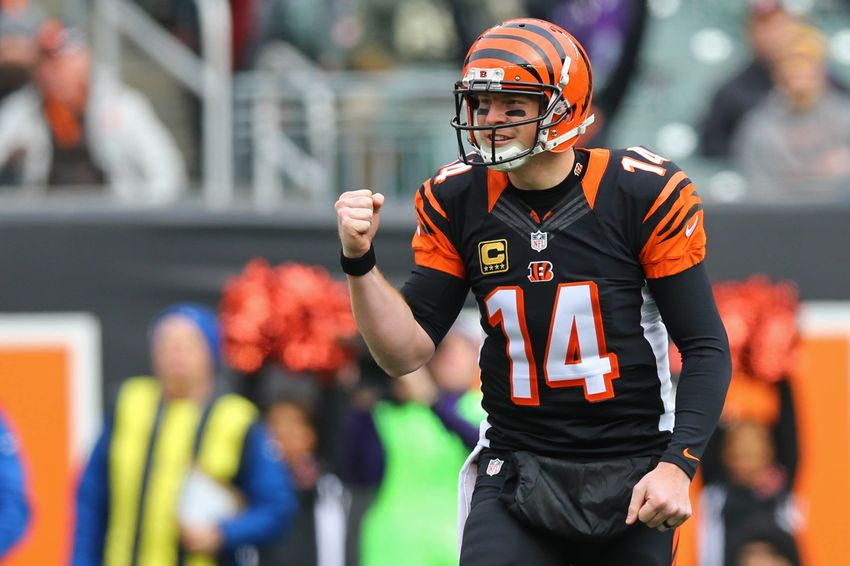 Does Andy Dalton Get The Blame For 2016?