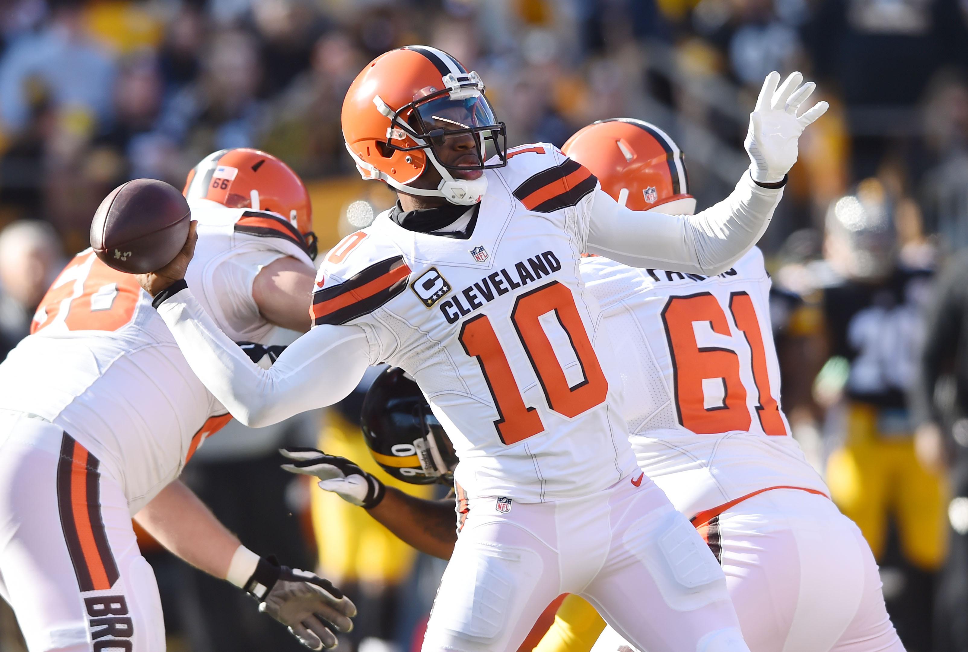 Robert Griffin III: 5 Contenders That Should Consider Backup Quarterback