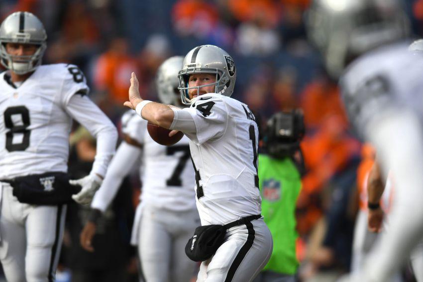 Report Card: Oakland Raiders at Denver Broncos