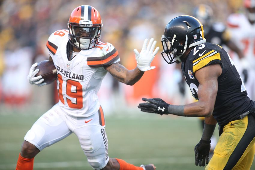 Cleveland Browns: Steelers Game, Season-Ending Press Conference
