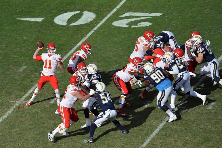 Locked on Chiefs - Seth Keysor on Alex Smith and Run defense