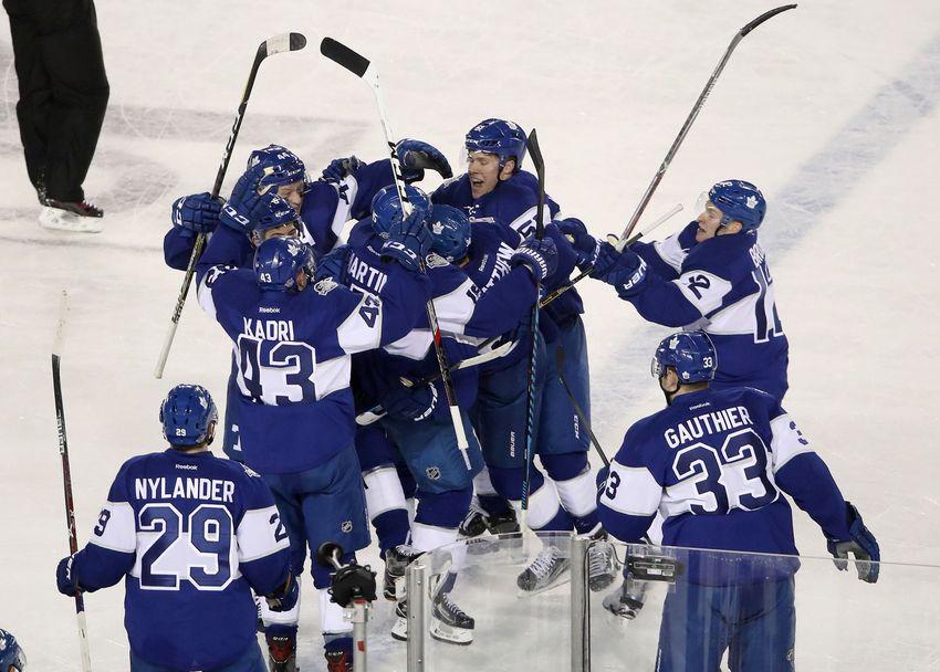 Toronto Maple Leafs: Scoreboard Watching (January Edition)