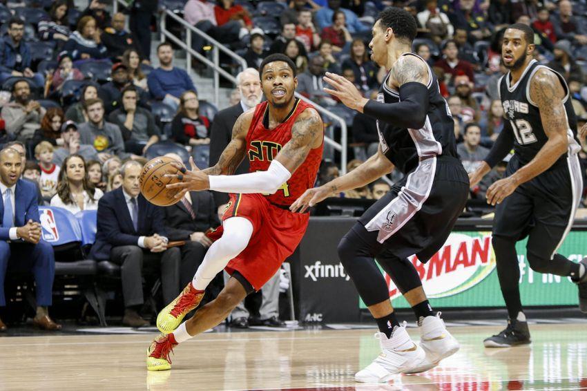 Atlanta Hawks: Grades From Overtime Win Over Spurs